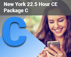 New York 22.5 Hour CE Package C